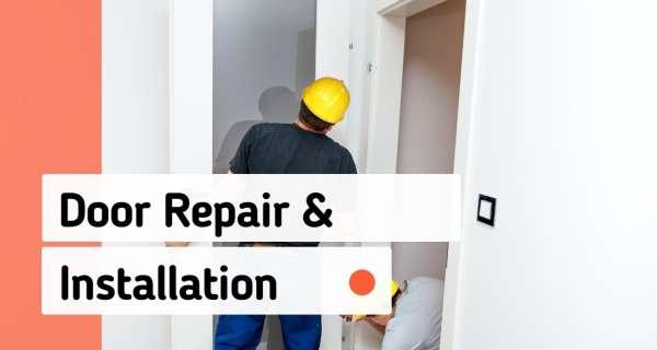 Door Repair & Installation